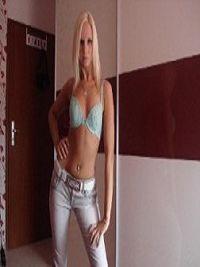 Prostytutka Rosina Kleszczele