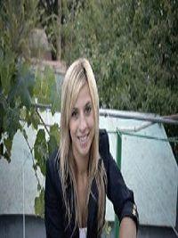 Dziewczyna Natalia Brok
